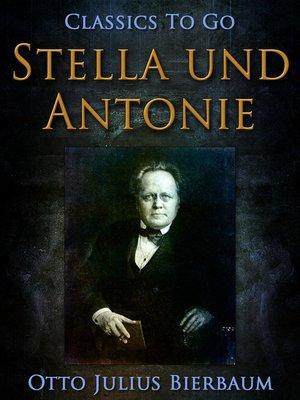 cover image of Stella und Antonie