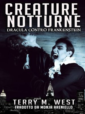 cover image of Creature Notturne
