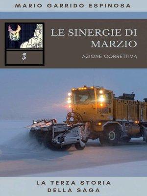 cover image of Le sinergie di Marzio