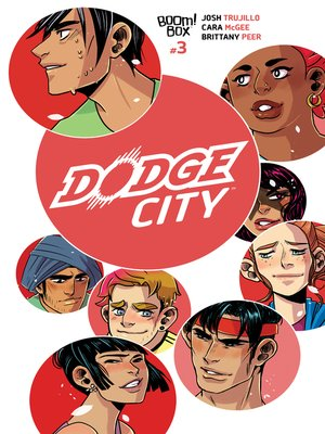 cover image of Dodge City (2018), Issue 3