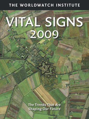 cover image of Vital Signs 2009