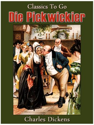 cover image of Die Pickwickier