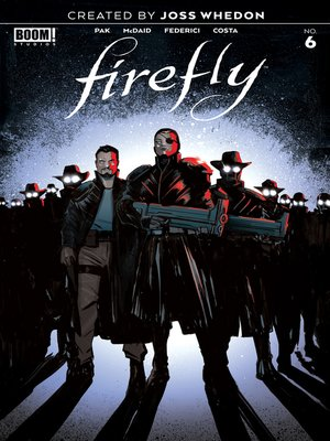 cover image of Firefly, Issue 6