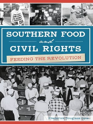cover image of Southern Food and Civil Rights