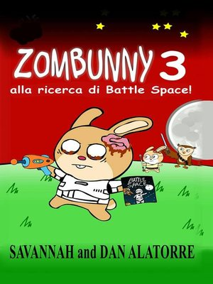 cover image of Zombunny  3