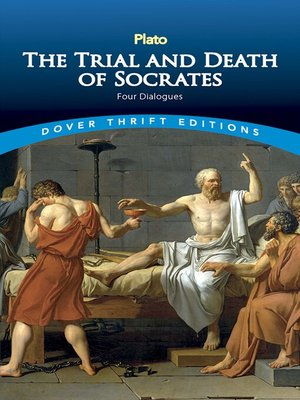 cover image of The Trial and Death of Socrates