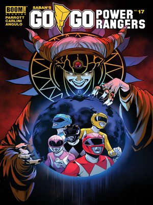 cover image of Saban's Go Go Power Rangers, Issue 17