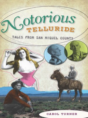cover image of Notorious Telluride