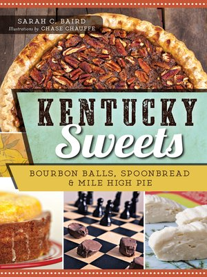 cover image of Kentucky Sweets