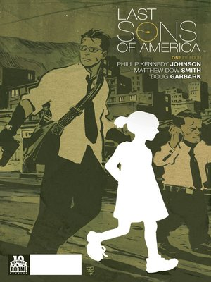cover image of Last Sons of America #1