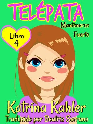 cover image of Telépata – Libro 4