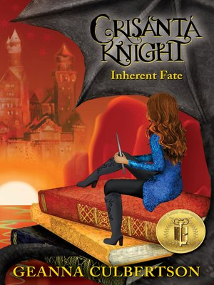 cover image of Crisanta Knight