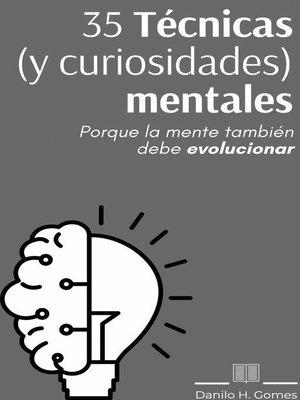 cover image of 35 Técnicas (y Curiosidades) mentales