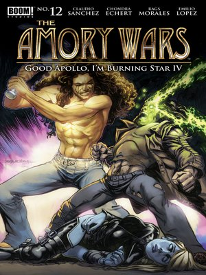 cover image of The Amory Wars: Good Apollo, I'm Burning Star IV, Issue 12