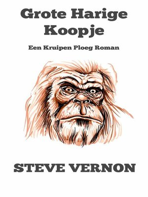cover image of Grote Harige Koopje
