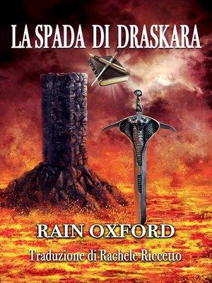 cover image of La Spada di Draskara