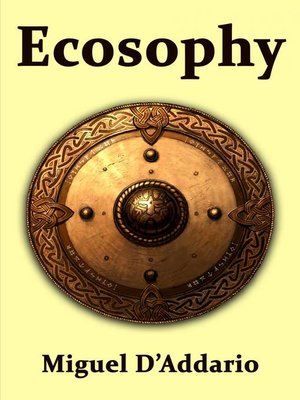cover image of Ecosophy