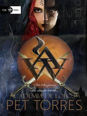 cover image of Academia de Lobos