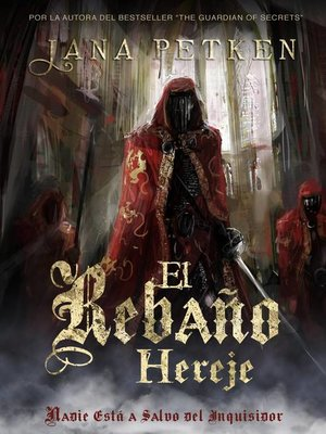 cover image of EL REBAÑO HEREJE