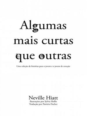 cover image of Algumas mais curtas que outras