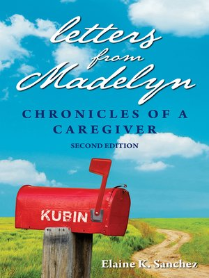 cover image of Letters From Madelyn