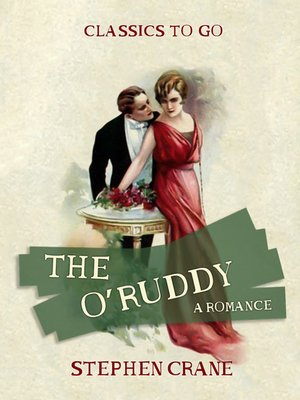 cover image of The O'Ruddy a Romance