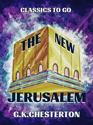cover image of The New Jerusalem