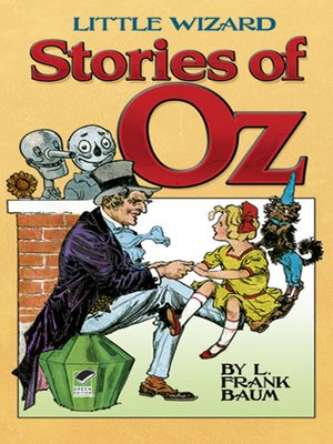cover image of Little Wizard Stories of Oz