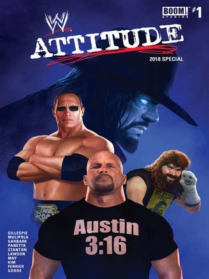 cover image of WWE Attitude Era 2018 Special, Issue 1