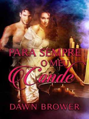 cover image of Para Sempre o meu Conde