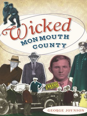 cover image of Wicked Monmouth County