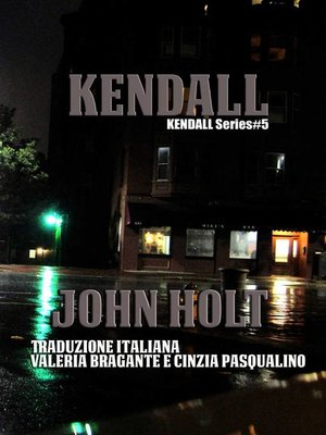 cover image of Kendall