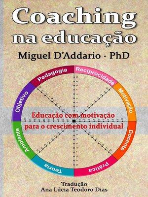 cover image of Coaching na educação
