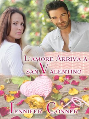 cover image of L'amore arriva a San Valentino