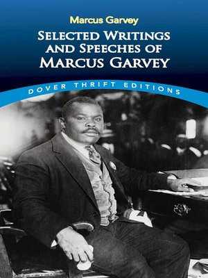 cover image of Selected Writings and Speeches of Marcus Garvey