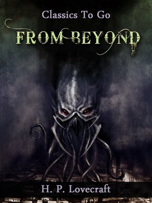cover image of From Beyond