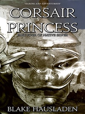 cover image of Corsair Princess