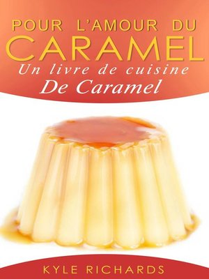 cover image of Pour l'amour du caramel