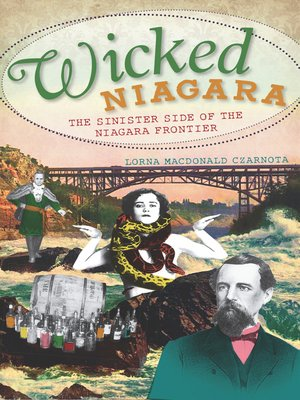 cover image of Wicked Niagara