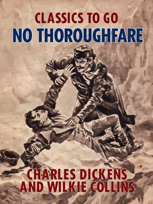 cover image of No Thoroughfare