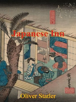 cover image of Japanese Inn