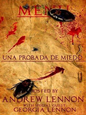 cover image of Una Probada de Miedo