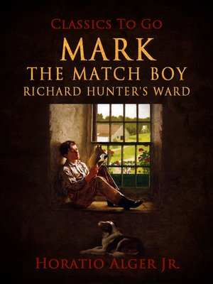 cover image of Mark the Match Boy
