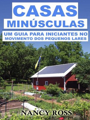 cover image of Casas Minúsculas