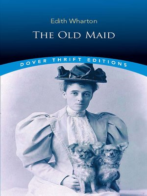 cover image of The Old Maid