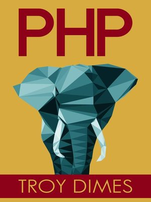 cover image of PHP