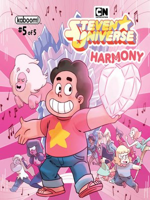 cover image of Steven Universe: Harmony, Issue 5
