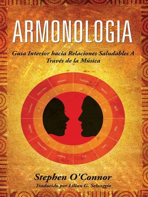 cover image of Armonologia- Guía Interior hacia Relaciones Saludables a Través de la Música