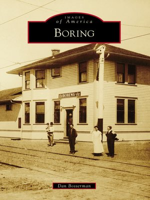 cover image of Boring