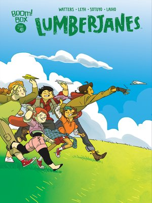 cover image of Lumberjanes, Issue 41